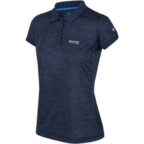 Regatta Remex II T-shirt Femme, dark denim